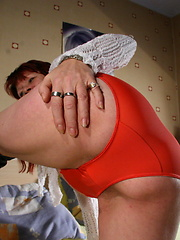 Housewife Mirian is ready for some action