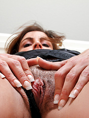 Hottest MILF toying her perfect wet pussy