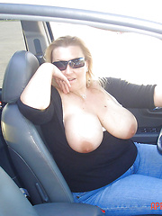 They are ready to take you in a car and fuck hard
